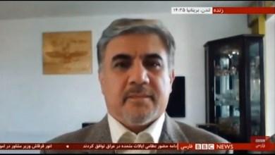 تصویر از مصاحبه با بی بی سی ۲۱ اوت ۲۰۲۰: توسل امریکا به مکانیزم ماشه