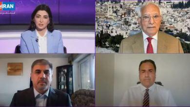 تصویر از مصاحبه با برنامه چشم انداز مورخ ۶ اکتبر ۲۰۲۰ درباره ائتلاف کشورهای عربی و اسرائیل علیه جمهوری اسلامی ایران