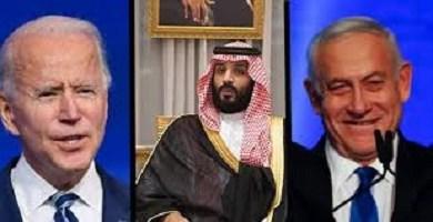 تصویر از تغییر سیاست خارجی آمریکا: عربستان بنسلمان و اسرائیل نتانیاهو نیست