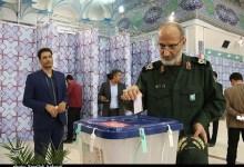 تصویر از انتخابات ۱۴۰۰ و حضور جدی تر سپاه
