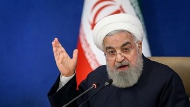 تصویر از شکست انتخابات ۱۴۰۰: روحانی خود را تنها عامل نمی داند