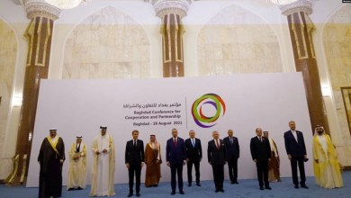 تصویر از نخستین حضور امیرعبداللهیان در اجلاس بغداد؛ ضعیف و پرحاشیه(کلاب هاوس)
