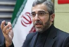 تصویر از انتصاب علی باقری به معاونت سیاسی وزارت خارجه؛ معاونی در حد امیرعبداللهیان