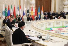 تصویر از عضویت ایران در پیمان شانگهای