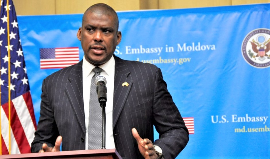 U S Ambassador In Moldova Speaks On Diversity In The Foreign Service Diplomatic Times