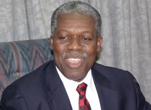 Kwesi Amissah-Arthur – Vice President