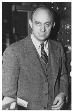 Enrico Fermi won a Nobel Prize for Physics in 1938