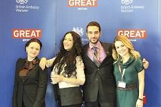 2015 School of Diplomatic Skills