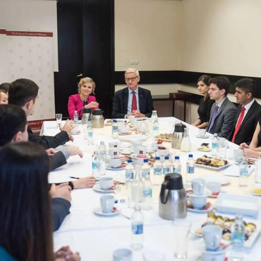 Diplomacy Workshop: Eastern Partnership