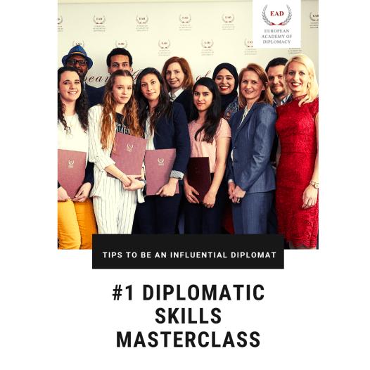 Diplomatic Skills Masterclass