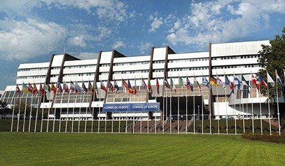 Visit of the Conference of International Non-governmental Organisations of the Council of Europe