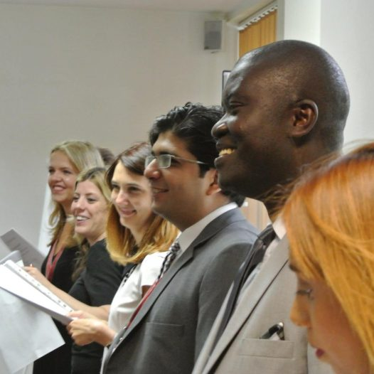 APPLY FOR SCHOOL OF ADVANCED DIPLOMATIC SKILLS
