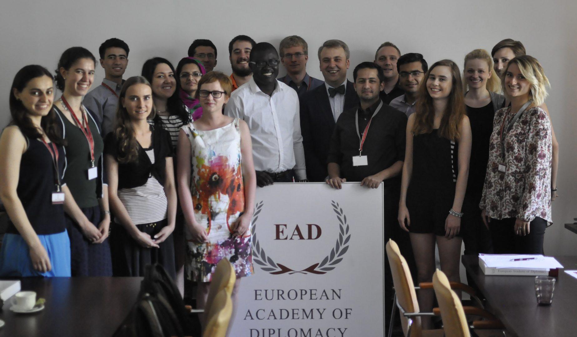 Schools of Diplomatic Skills – Recruitment Open!