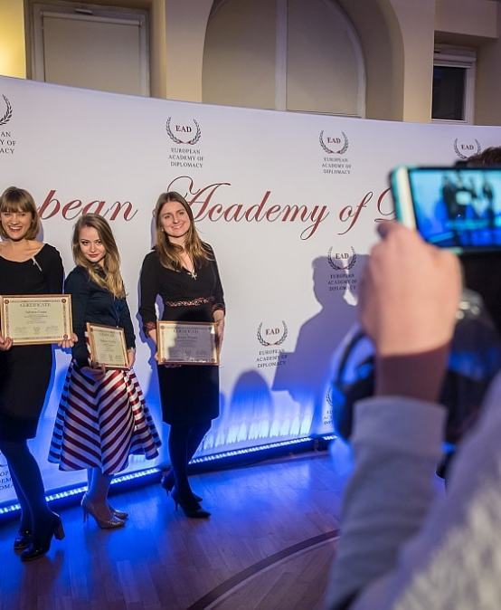 Recruitment for the Academy of Young Diplomats Open!