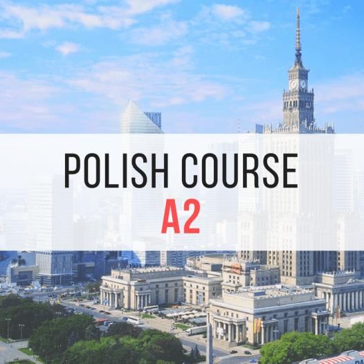 Polish for diplomats A2