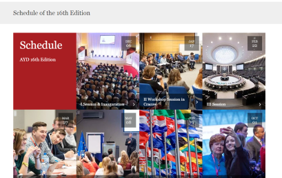 Academy of Young Diplomats – only 4 weeks left to apply!