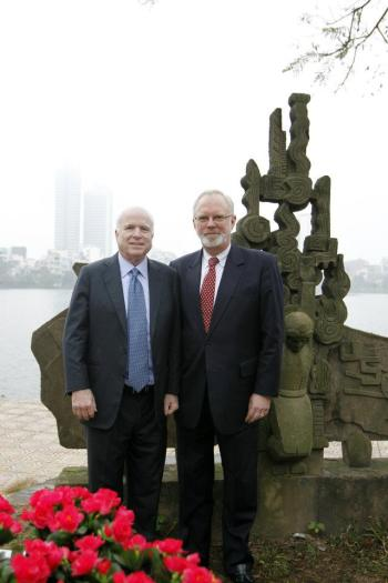 US Embassy Vietnam: CODEL McCain - Jan 18-20, 2012