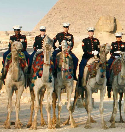 Marines_security group in egypt