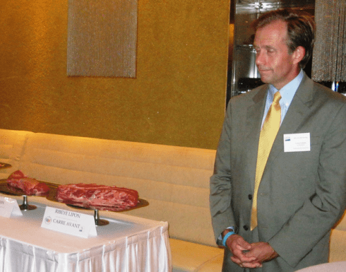 U.S. Beef with Ambassador to Senegal Lewis Lukens