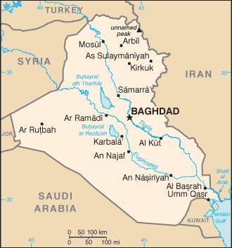 Map via CIA World Fact Book
