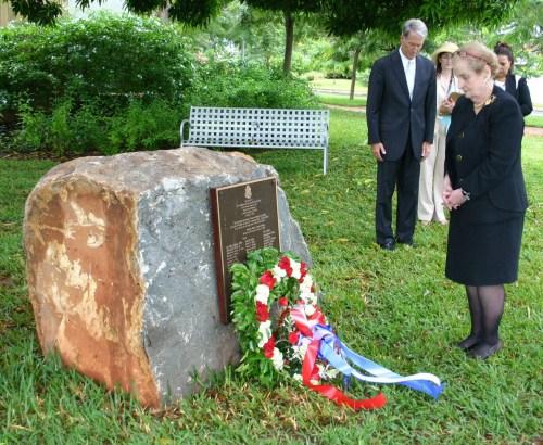Photo via US Embassy Tanzania website