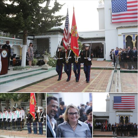 US Embassy Algiers/FB