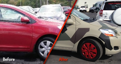 Car painting prices