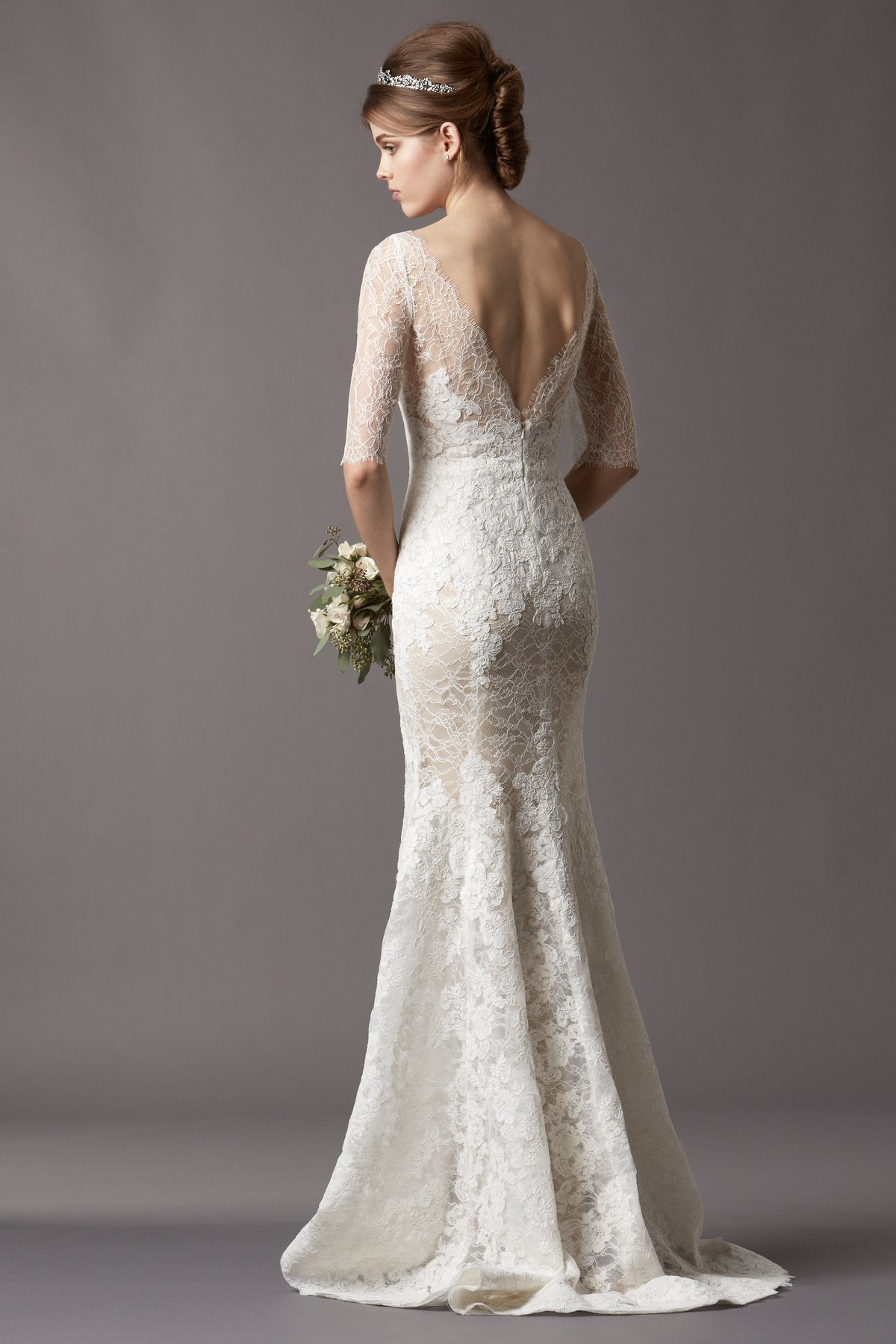 2014  2015 Wedding Dress Trends  Lace Sleeves