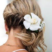 2014 spring summer wedding hair