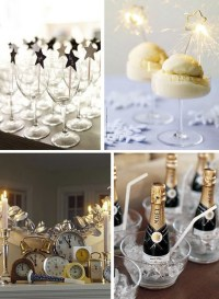 New Years' Eve Wedding Theme Ideas
