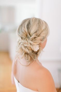 Beach Wedding Hairstyles – Dipped In Lace