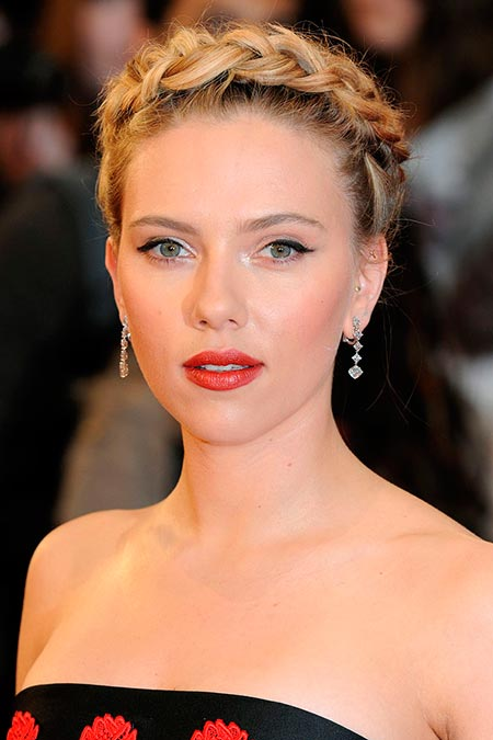 2015 Wedding Hairstyles Inspired By Celebrities Dipped