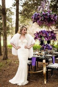Fall 2015 / Winter 2016 Wedding Dress Trends  Dipped In Lace