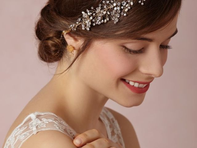 wedding hairstyles 2016 – dipped in lace
