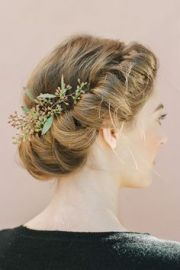 2016 bridesmaid hairstyles dipped