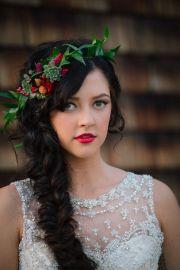 fall wedding ideas dipped