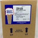 Dutch Chocolate Syrup   ZDF408