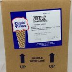 Strawberry Puree ZDF092 from Dippin' Flavors