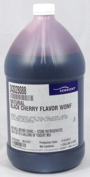 Black Cherry Flavor   ZBB724