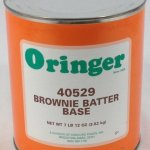 Brownie Batter Base | ZCF529