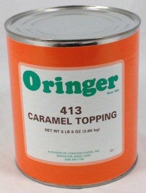 Caramel Fudge Topping | ZMS413C