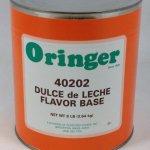 Dulche De Leche Base   ZCF202