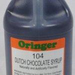 Dutch Chocolate Syrup | ZMS104