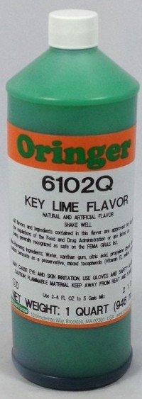 Key Lime Flavor   ZCF102