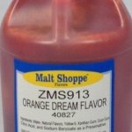 Orange Dream Flavor | ZMS913