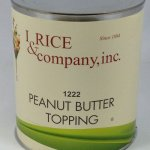 Peanut Butter Topping | ZRC604