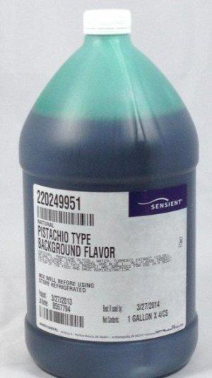 Pistachio Background Flavor   ZBB910