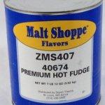 Premium Hot Fudge | ZMS407C