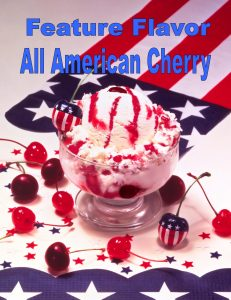 All American Cherry Ice Cream Recipe
