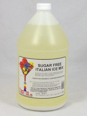 Sugar Free Liquid Mix | ZRC084